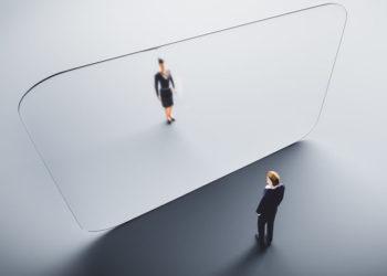 Barriera in plexiglas