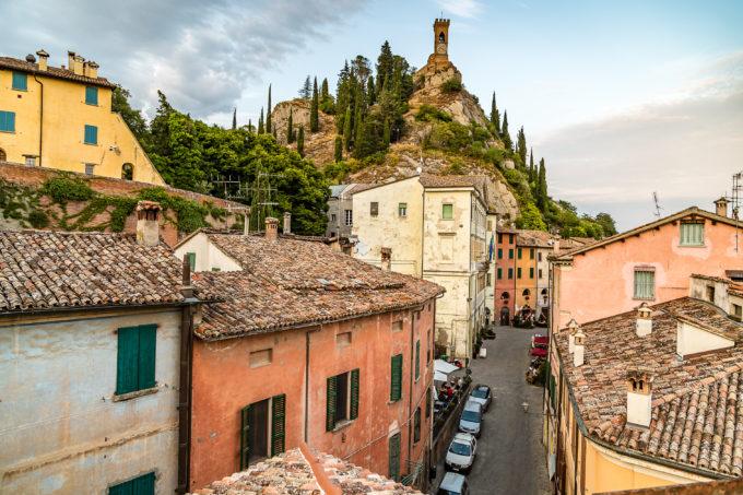 Borgo di Brisighella, Italia