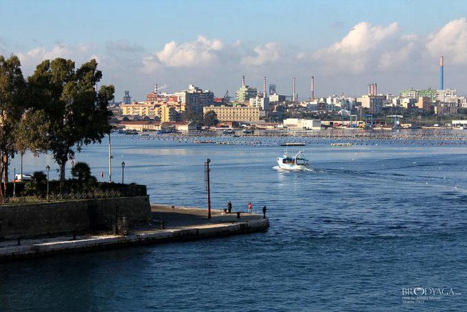 Raffinerie di Taranto