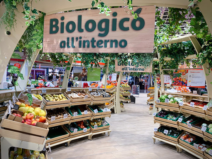Supermercato biologico