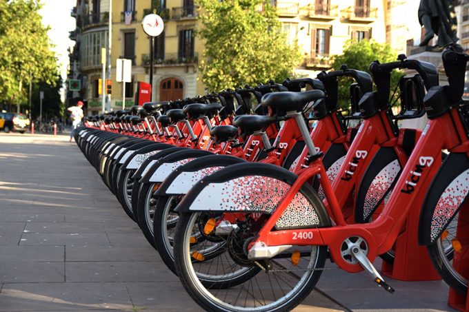 sharing mobility: biciclette in condivisione