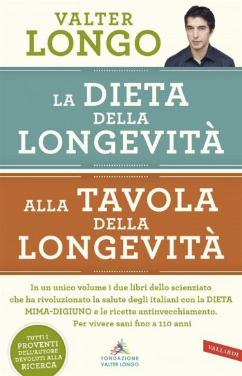 Libri di Valter Longo
