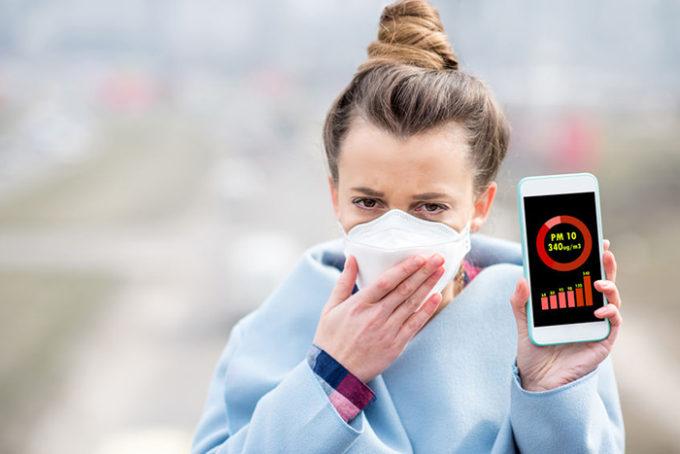 riscaldamento globale inquinamento atmosferico infertilità global warming fertilità