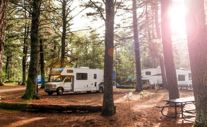vacanze in camper