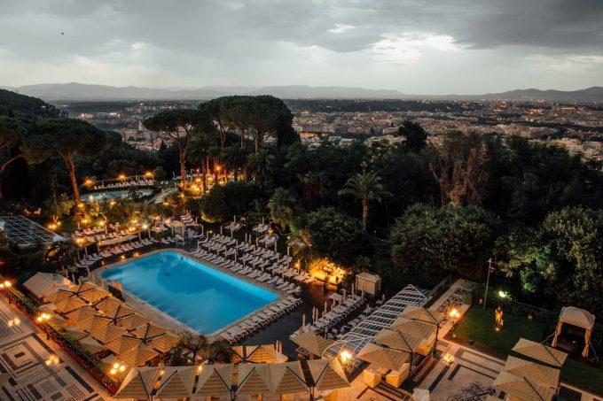 vacanze in Italia, Hotel a roma