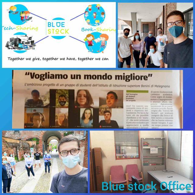 Il progetto Blue-Stock di Melegnano