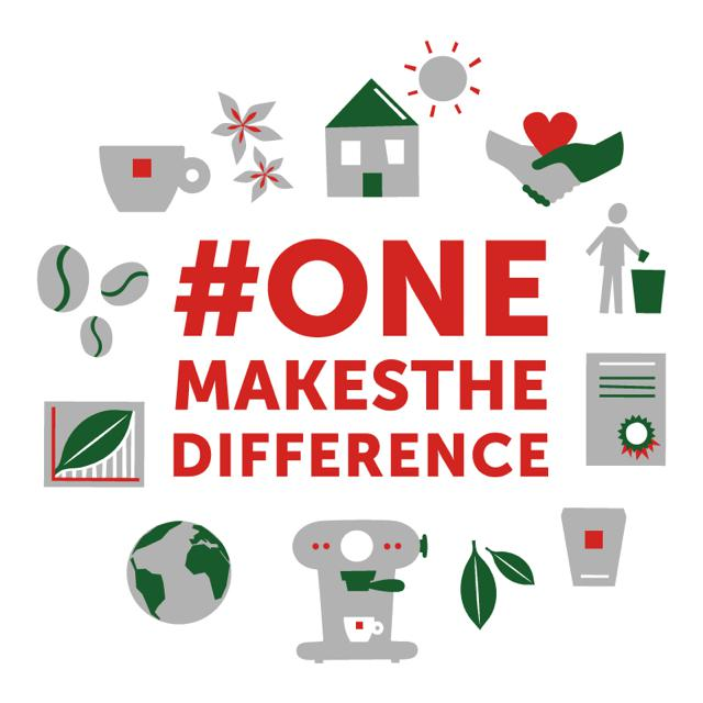 One make the difference_illycaffè
