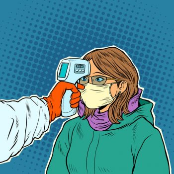 termometro per coronavirus