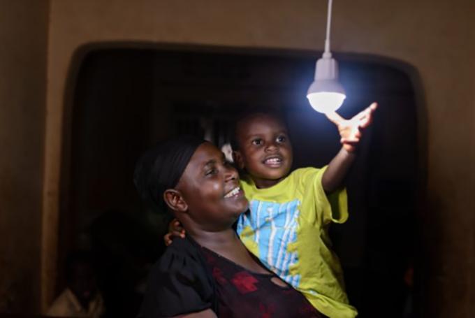 Illuminazione con fotovoltaico di OffgridSun