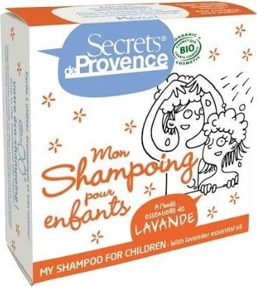 Shampoo solido secrets de provence