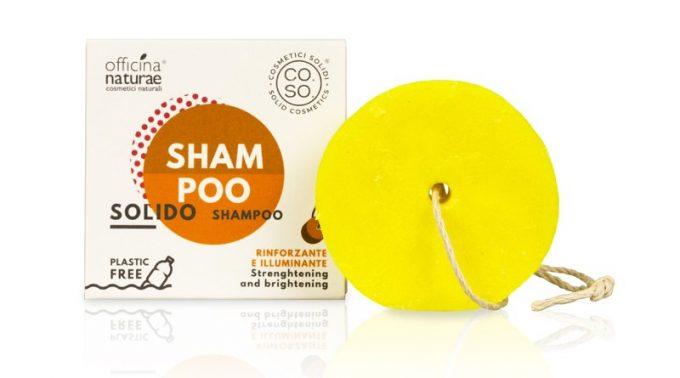 Shampoo solido Officina Naturae