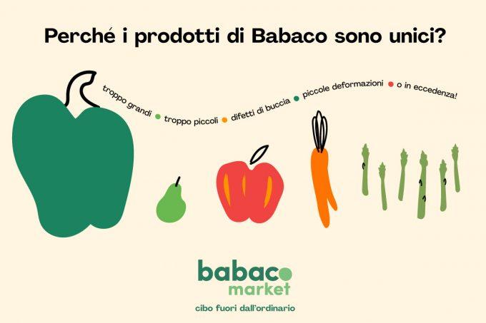 Babco Market e frutta e verdura