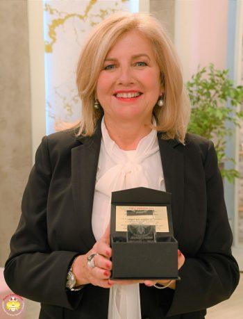 Miriam Gualini, vincitrice del premio GammaDonna2020