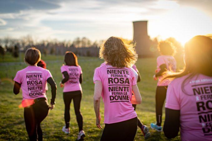 Pink Ambassador_Fondazione Umberto Veronesi