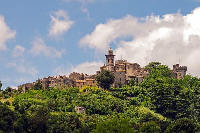 Comuni italiani: borgo di Bracciano