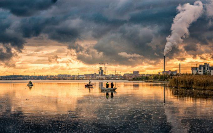 Combustioni fossili e riscaldamento globale