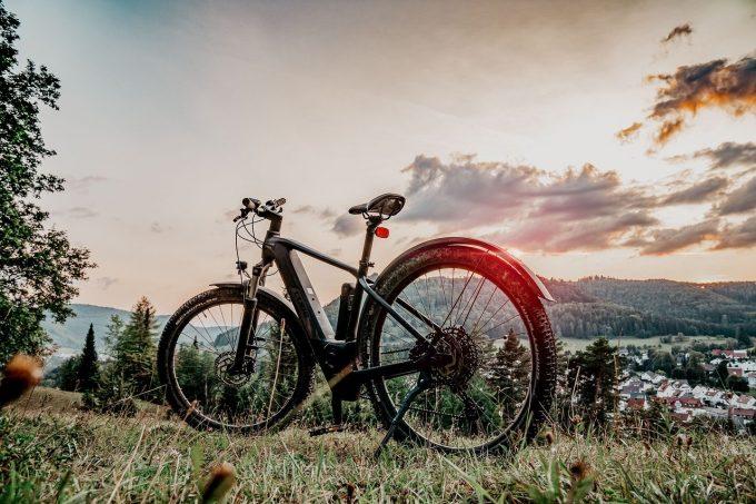 Bici elettrica, versione mountain bike