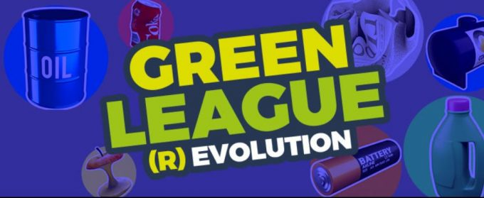 Green League: il logo dell'app
