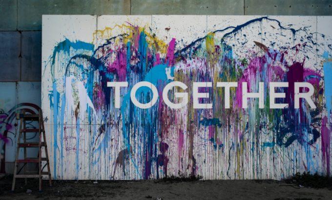 Insieme, murales