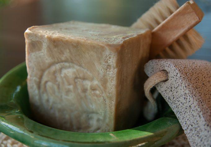 Saponi che non inquinano: sapone di aleppo