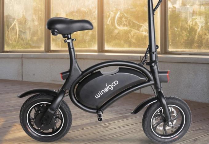 Bici elettrica Windgo