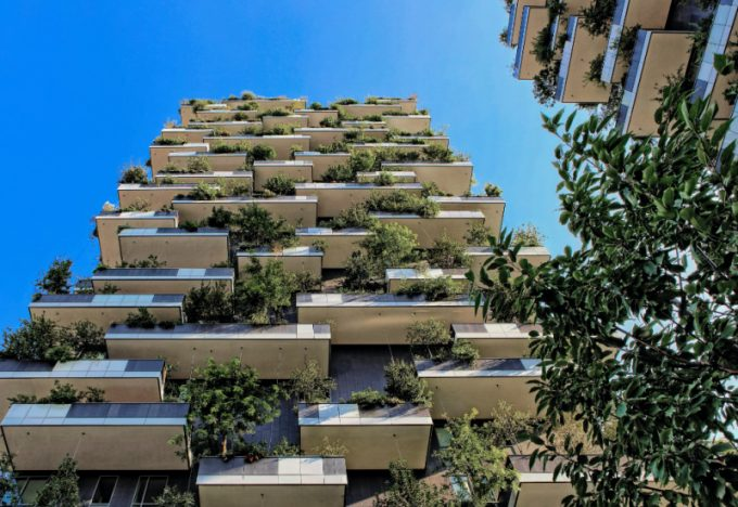 Bosco verticale a Milano