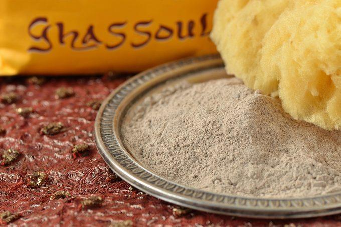 Ghassoul, l'argilla saponifera
