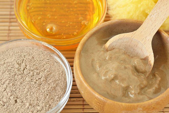 Ghassoul, argilla saponifera