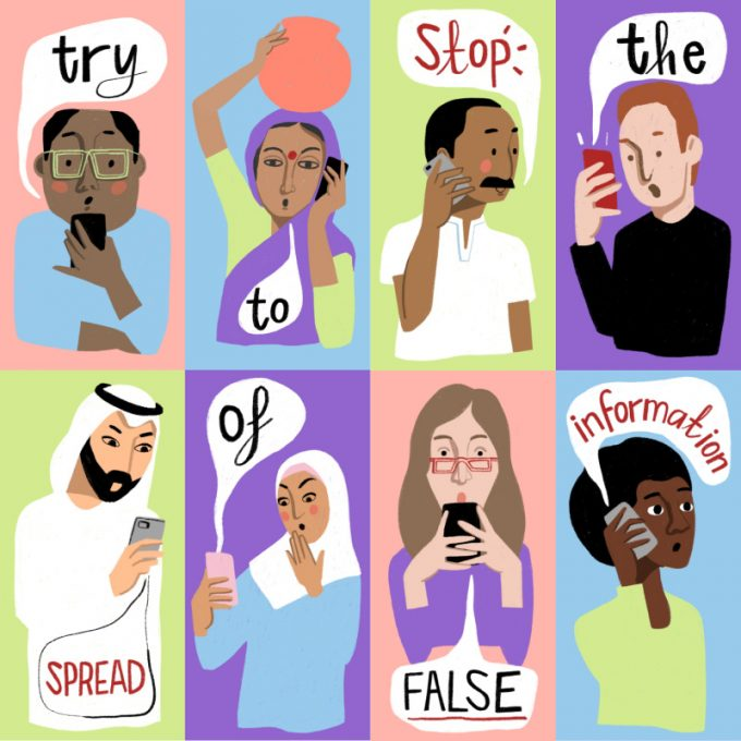 Stop alle Fake News