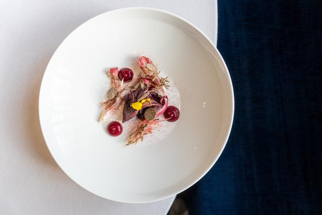 insalata invernale con radicchio giancarlo perbellini