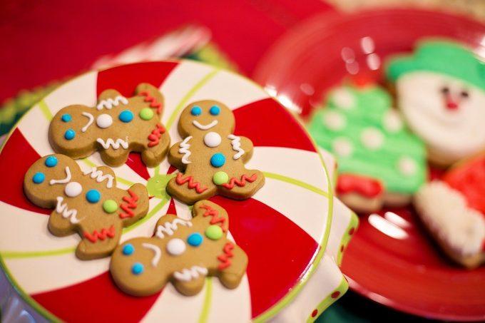 Tradizioni natalizie: omini pan di zenzero