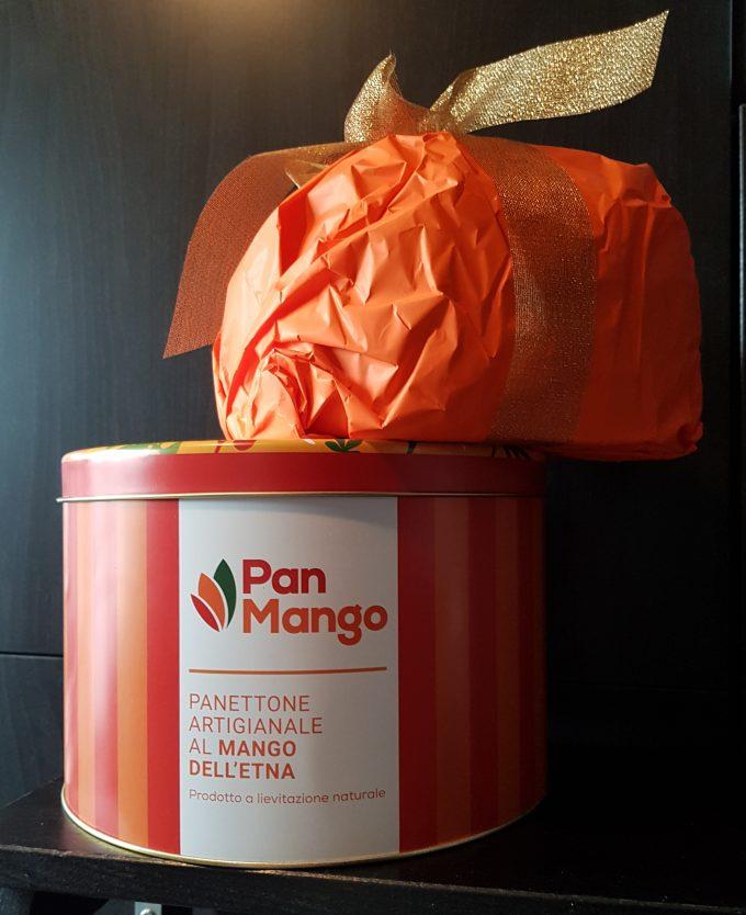 Panmango: panettone al mango