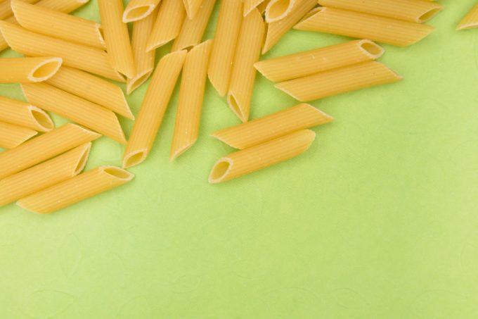 Penne e glifosato nella pasta