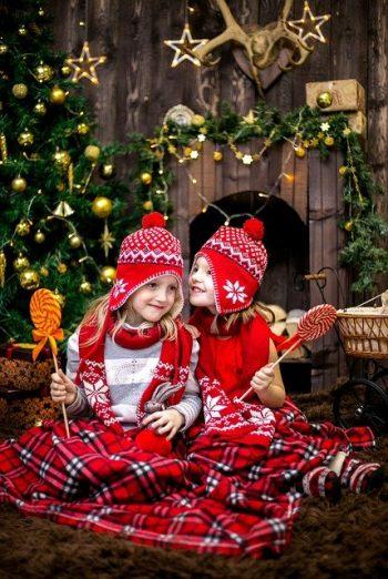 Vacanze di natale a casa con i bambini