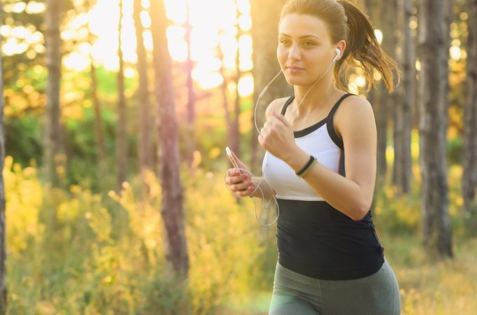 running e accessori hi-tech per lo sport