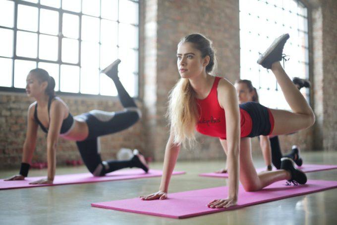 Attività fisica per tornare in forma