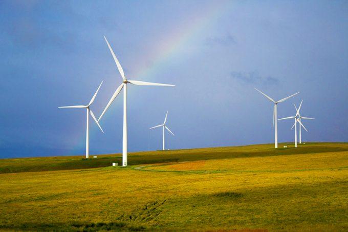 Eolico e transizione energetica