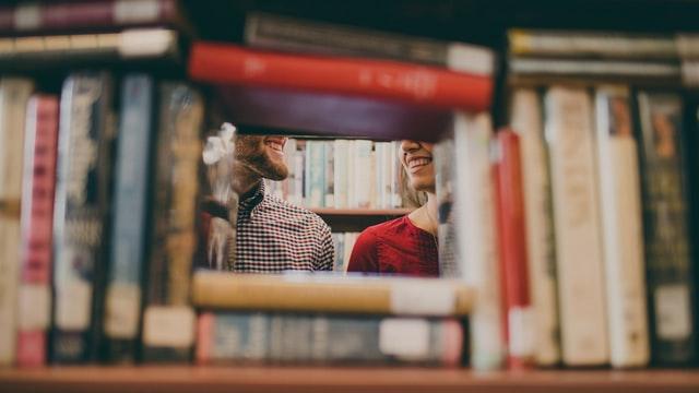 Libri e persone che parlano