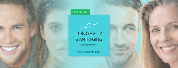 prevenzione longevity Be Wise be healthy anti aging