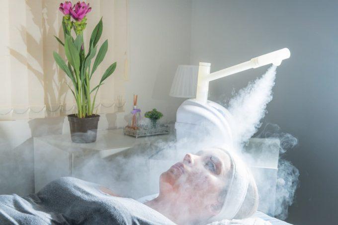 Ossigeno Ozono terapia per la pelle