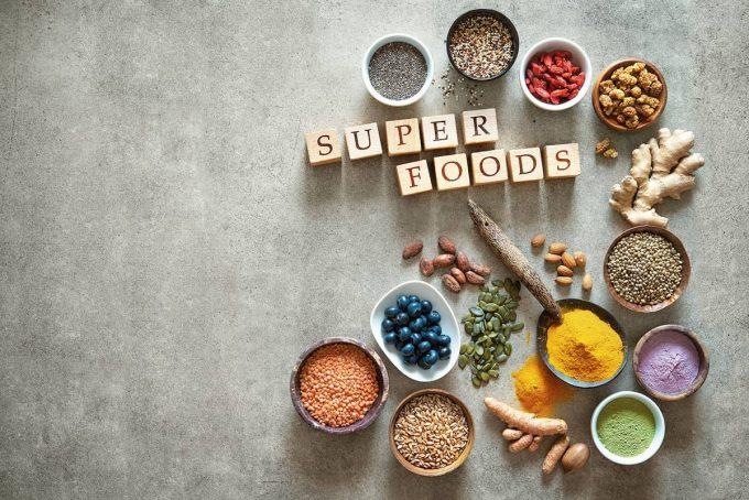 Superfood: esempi di alimenti