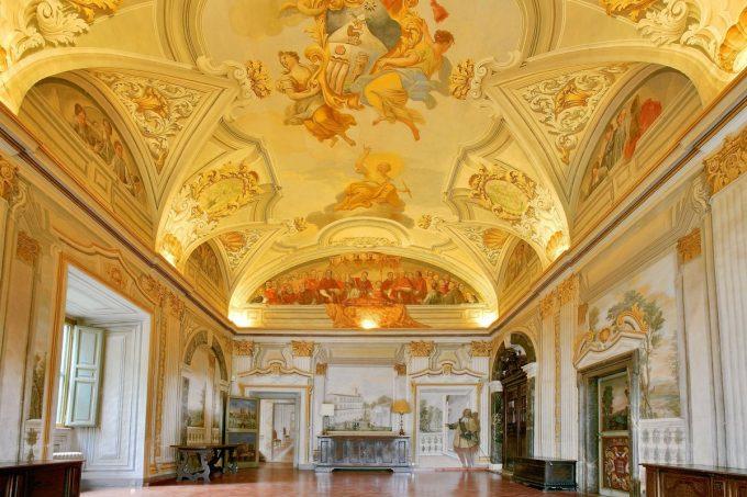 Dimore Storiche: Castello di Torre in Pietra