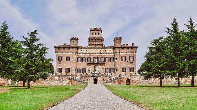 Dimore Storiche: il castello di Chignolo Po