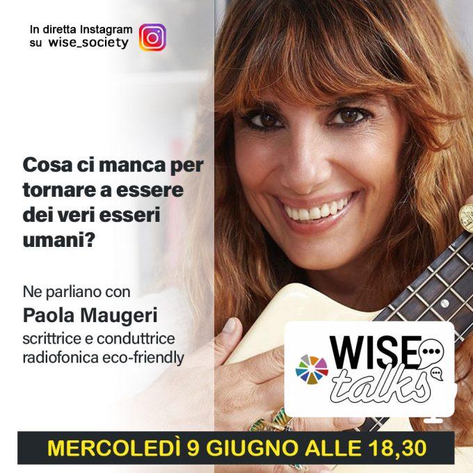 Wise talks Paola Maugeri