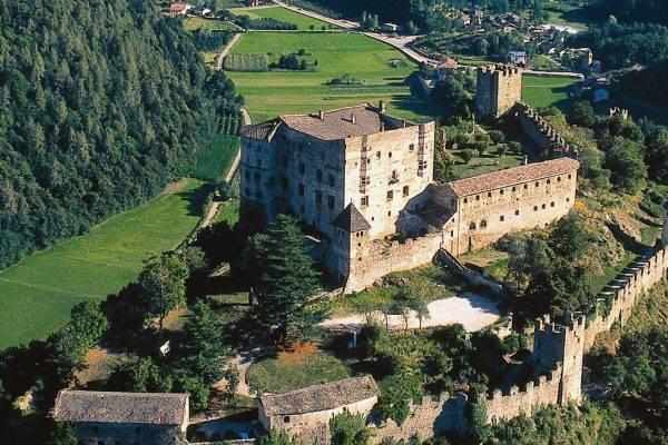 Castel Pergine a Trento