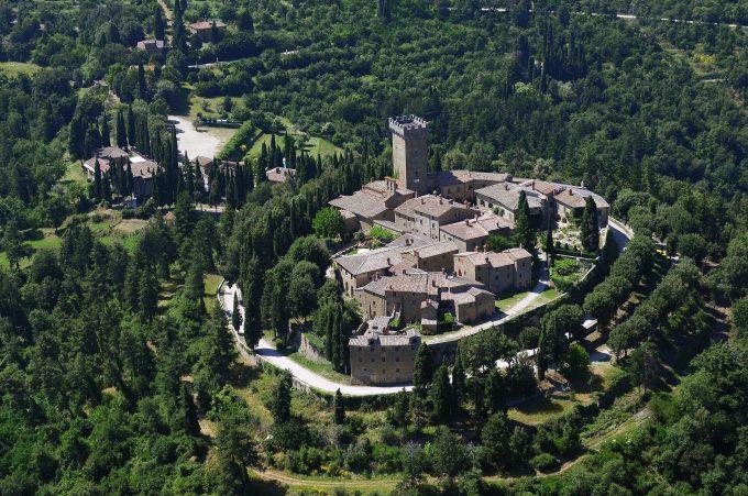 TOSCANA_ADSI.Arezzo_Castello di Gargonza
