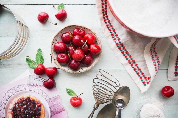 Frutta e verdura di maggio: le ciliege