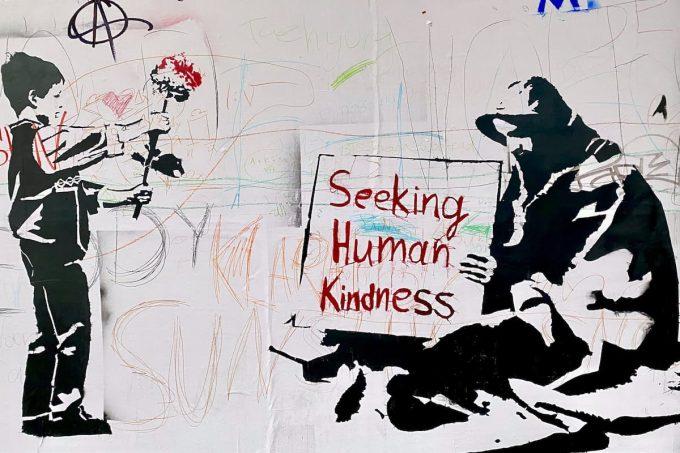 illustrazione sulla gentilezza
