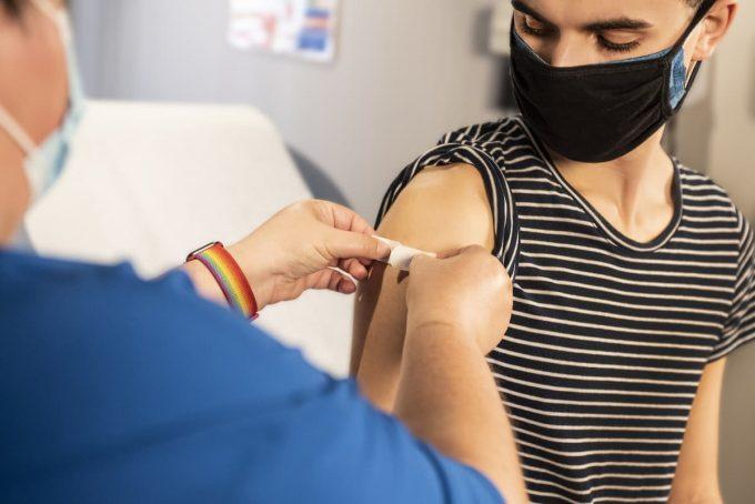 somministrazione del vaccino anti-covid 19
