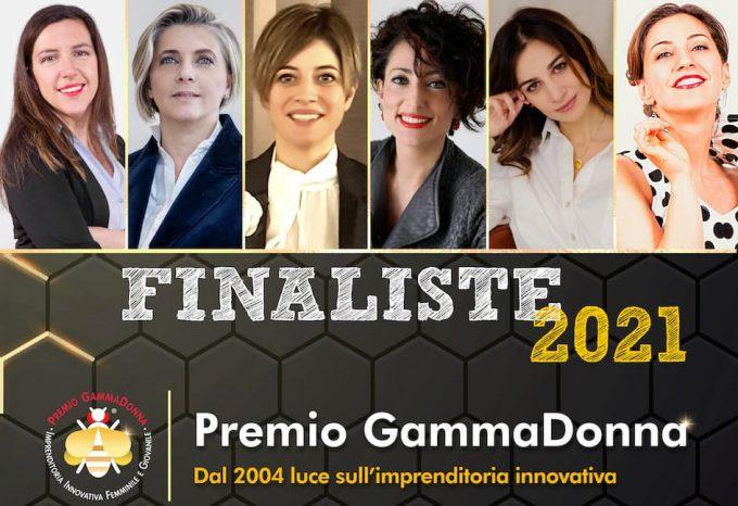 Premio GammaDonna: finaliste 2021